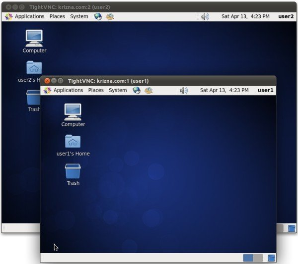How to install vnc on centos 6