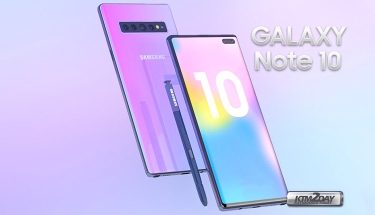 Samsung Galaxy Note 10 4 Models Specification And Features