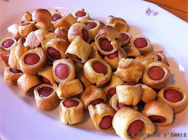 recette petites saucisses pour aperitif