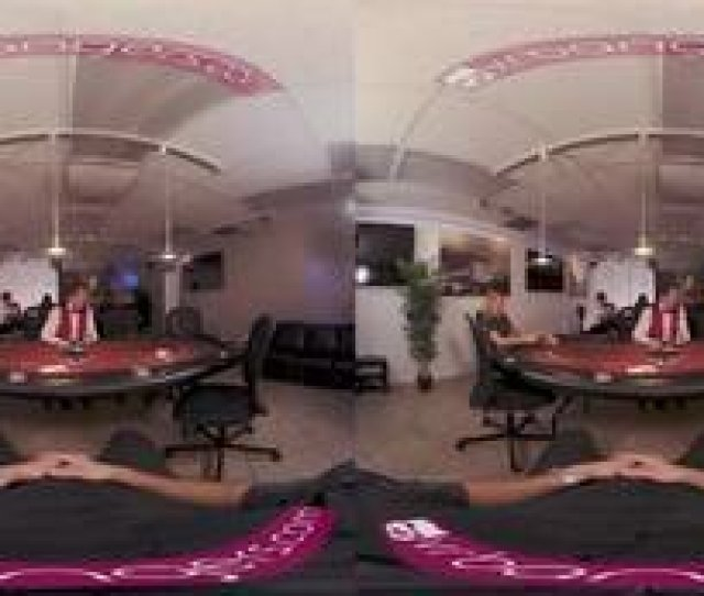 Fucking By The Poker Table Vr Porn Pov