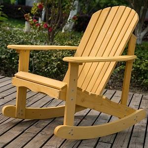 top fauteuils a bascule de jardin en