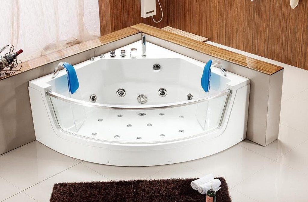 top baignoires d angle en mars 2021