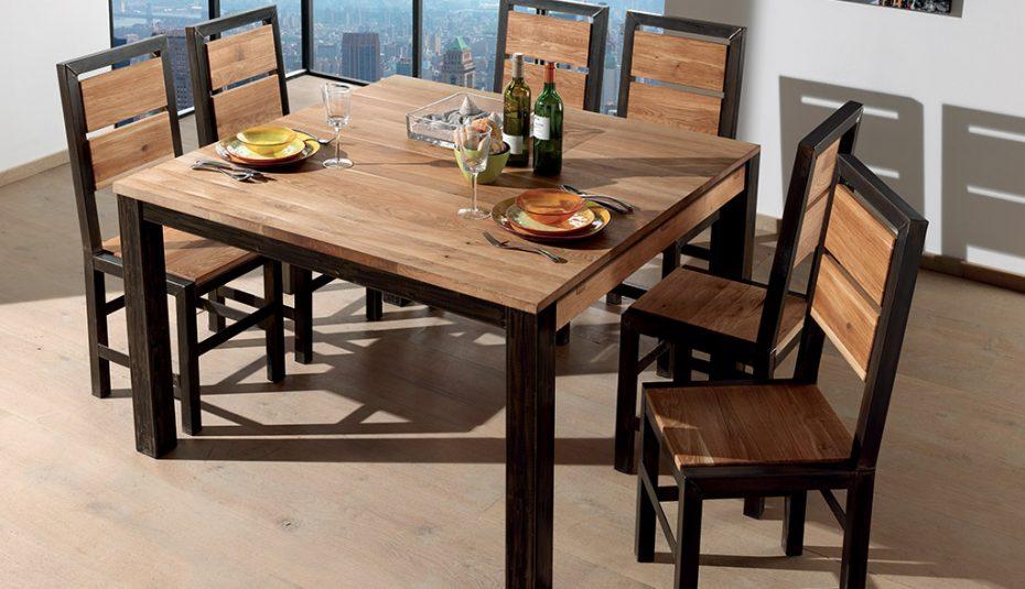 top tables carrees extensibles en mars