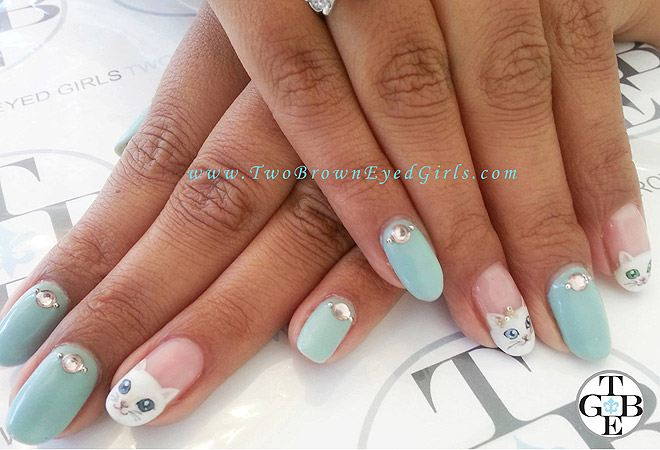 Nail Art Has Bee The Shiny New Ammo In A Savvy Fashionista S Nal Providing One More Outlet For Expressing Style And Personality