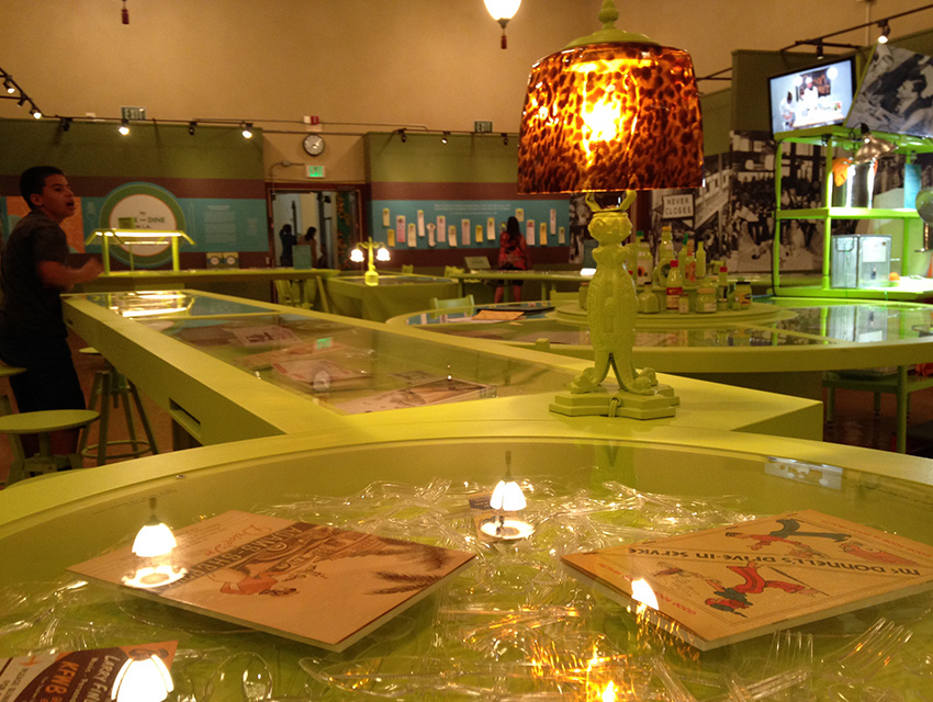 A Feast Of Vintage Menus On Display At Downtown Library