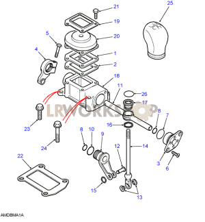 Gear Change  Land Rover Workshop