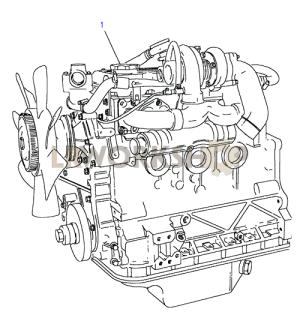 Engine Complete  200Tdi  Land Rover Workshop