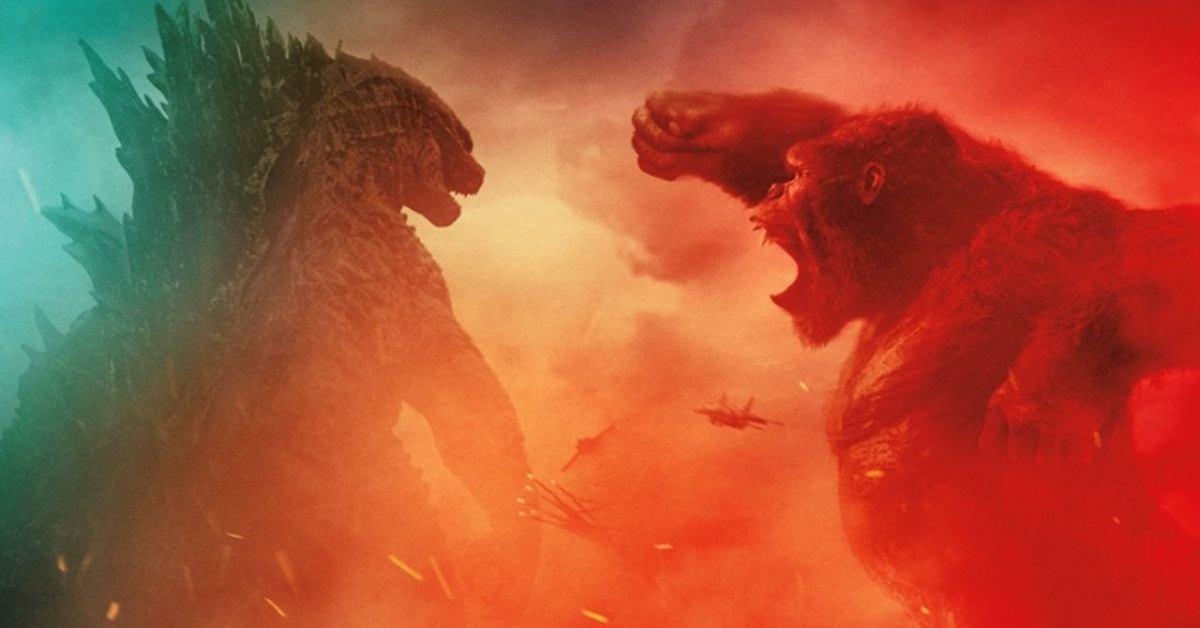 Lanzamiento de Godzilla vs Kong Hypes RealD 3D con nuevo póster - La Neta  Neta