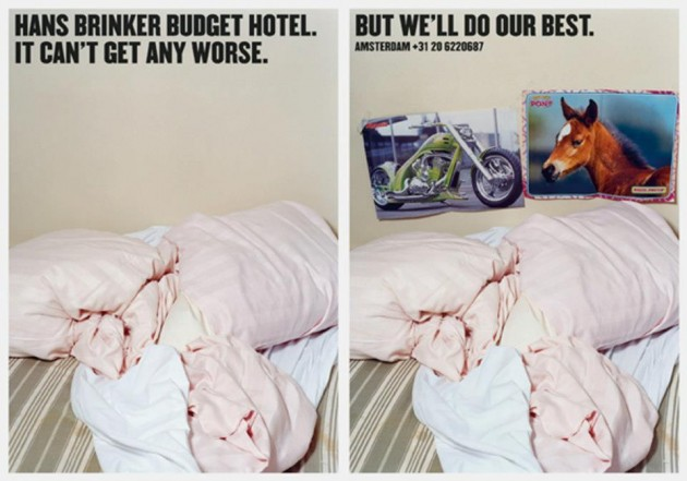 Hans Brinker Budget Hotel : Can't Get Any Worse