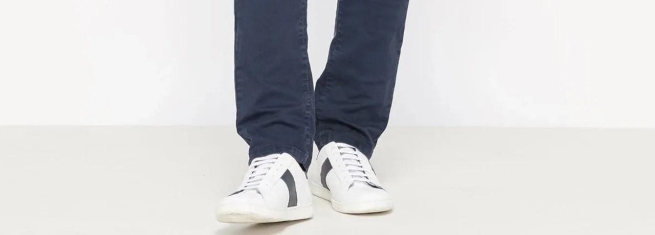 Quelle Couleur De Chaussures Avec Un Pantalon Bleu Marine La Redoute