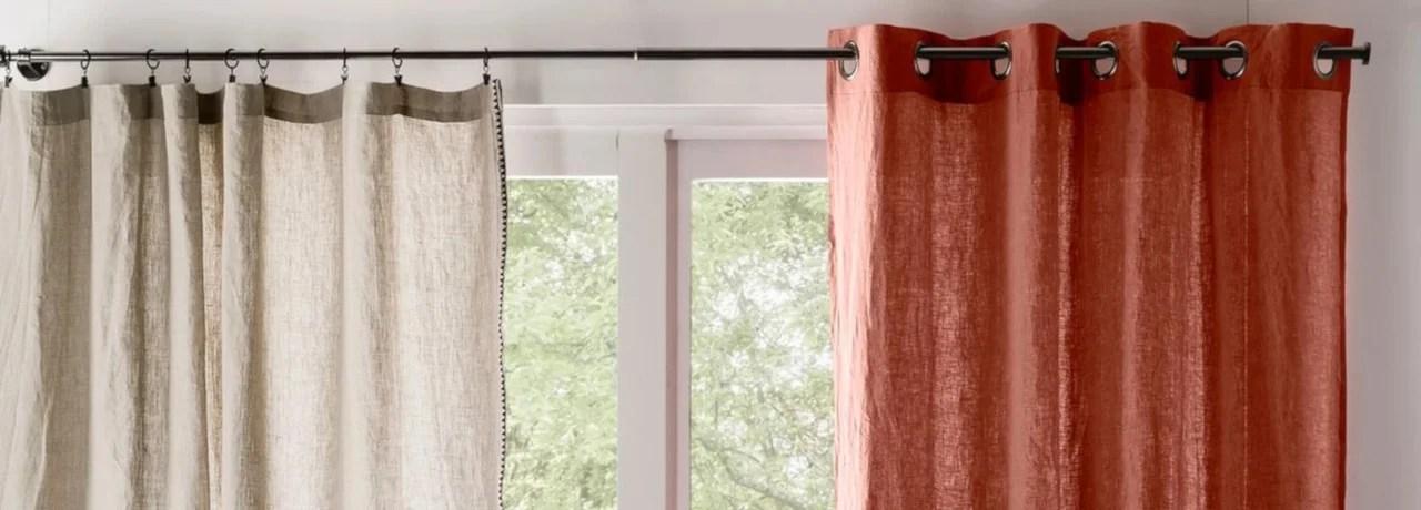 comment accrocher ses rideaux la