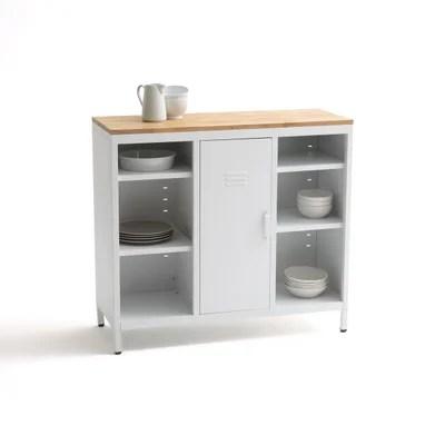 meuble de cuisine 1 porte hiba la redoute interieurs