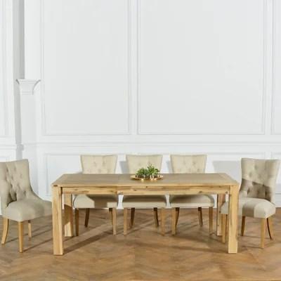 table rectangulaire avec rallonge la