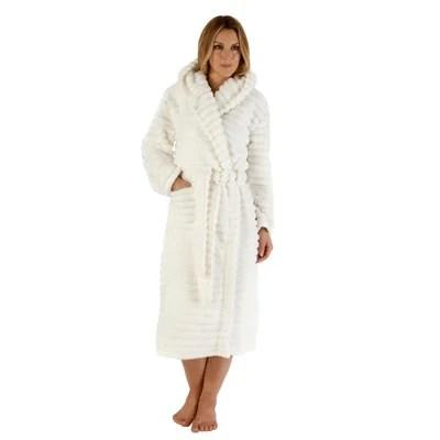 Robe De Chambre Blanche La Redoute