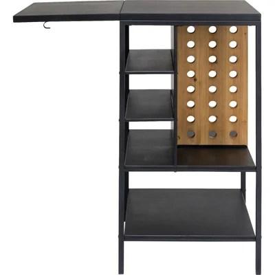 meuble bar design contemporain la redoute
