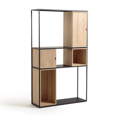 meuble metallique design la redoute
