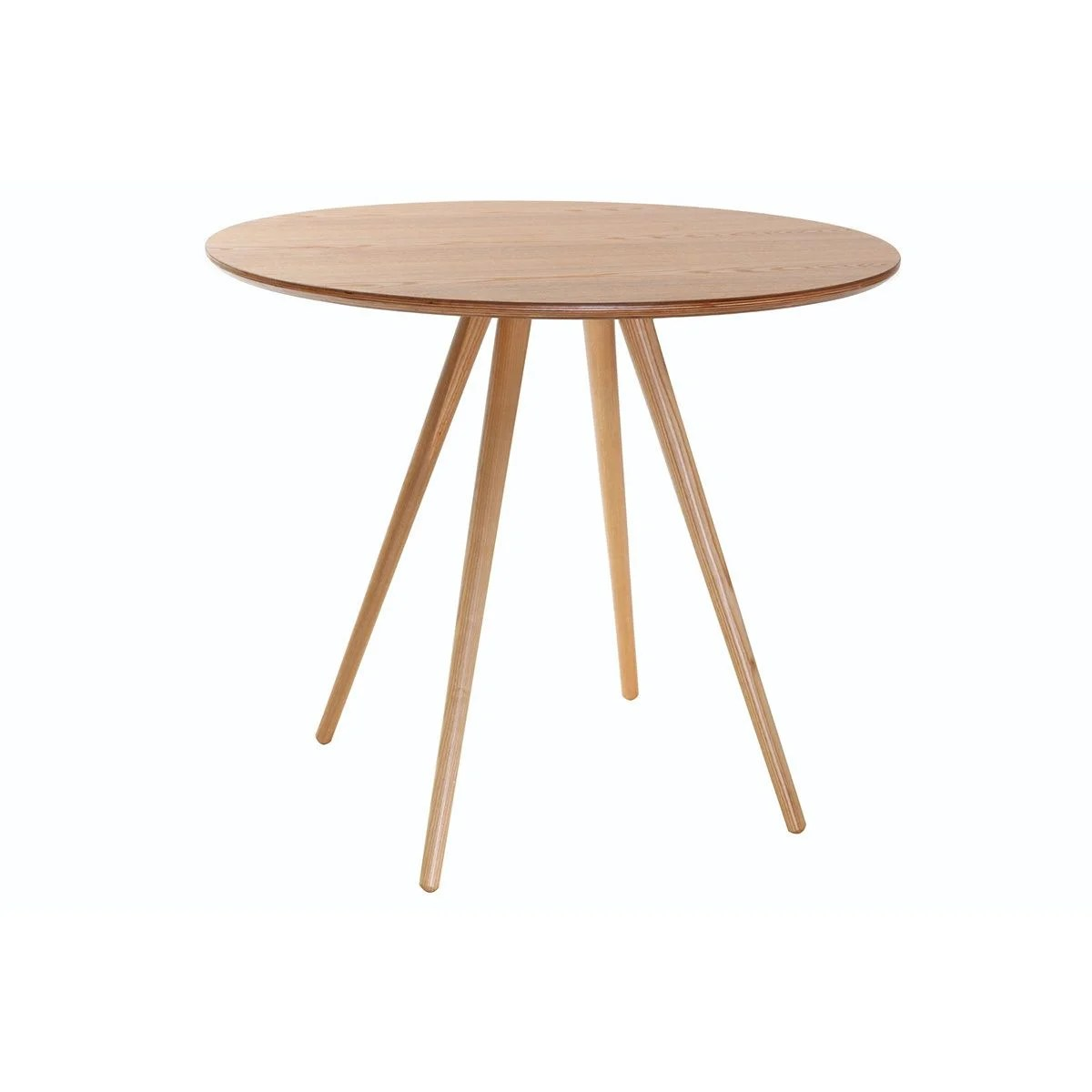 table ronde pied central la redoute