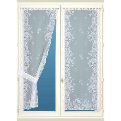 paire de rideaux fenetres la redoute