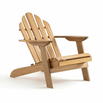 fauteuil adirondack la redoute