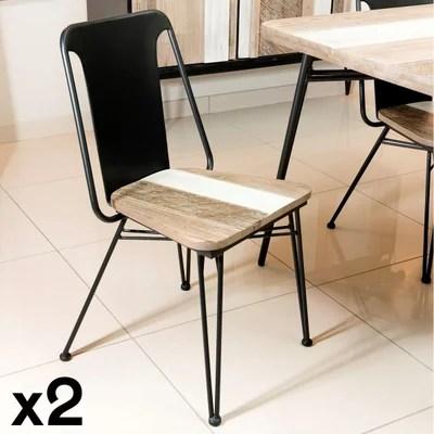 chaise 50 cm la redoute