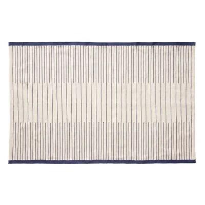 tapis bambou blanc la redoute