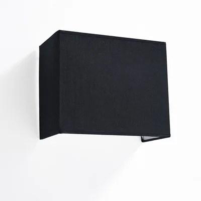 applique murale noire la redoute