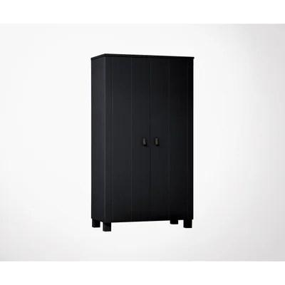 armoire rangement vetement la redoute