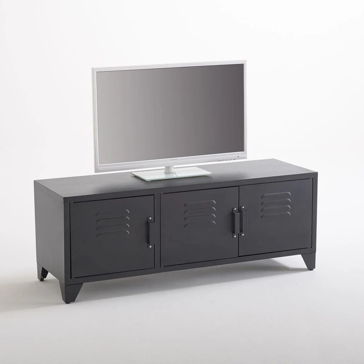 meuble tv metal la redoute
