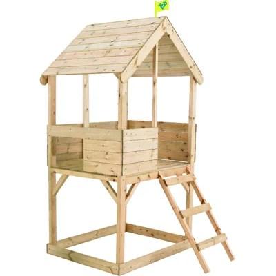 cabane sur pilotis pour enfant la redoute
