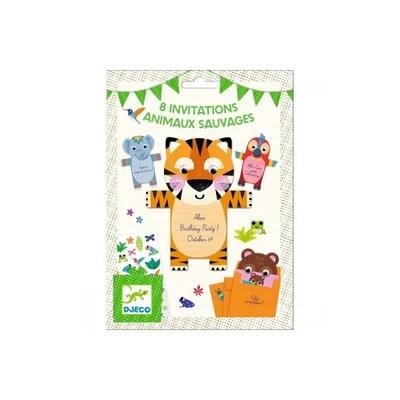 carte invitation anniversaire enfants