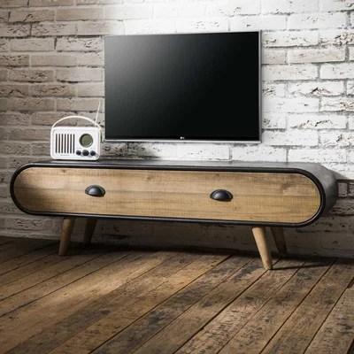 meuble tv en pierre la redoute