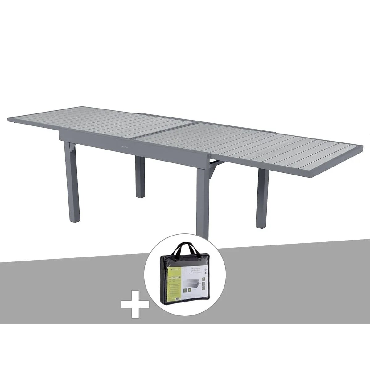 housse protection table la redoute