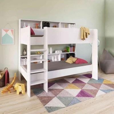 lit mezzanine avec rangement la redoute