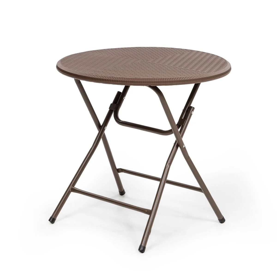 table ronde pliable la redoute