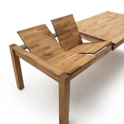 table extensible bois la redoute