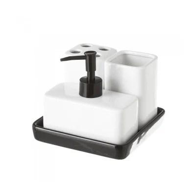 accessoires salle de bain ceramique