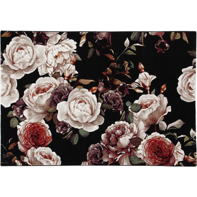 tapis fleur la redoute