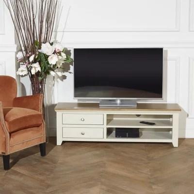 meuble tv avec support ecran plat la