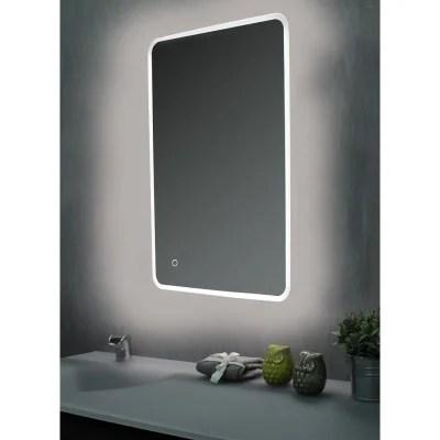 Miroir Avec Lumiere La Redoute