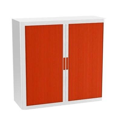 armoire metallique rouge la redoute