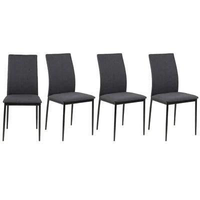 lot de 4 chaises la redoute