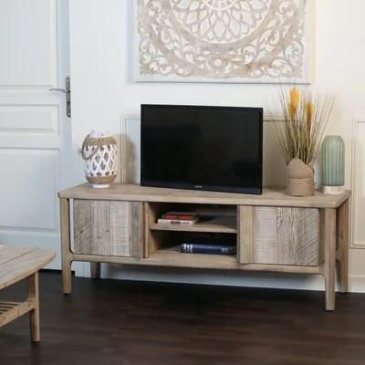 meuble tv design avec roulettes la