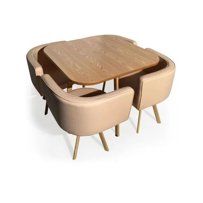 ensemble table et chaise salle a manger