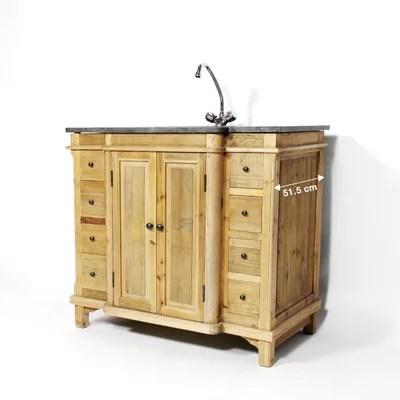 meuble haut salle de bain portes