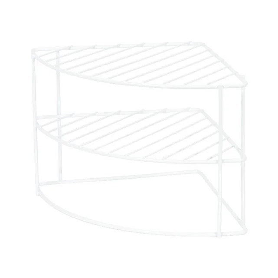 etagere d angle blanche la redoute