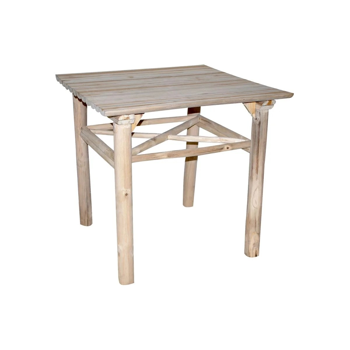 table de cuisine carree la redoute