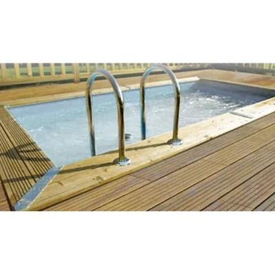 piscine hors sol en solde ubbink la
