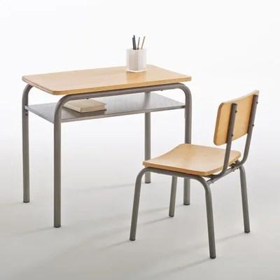 bureau et chaise d ecolier vintage buton bureau et chaise d ecolier vintage buton
