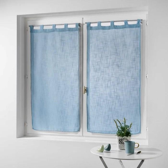 paire de rideaux effet lin collection haltonas