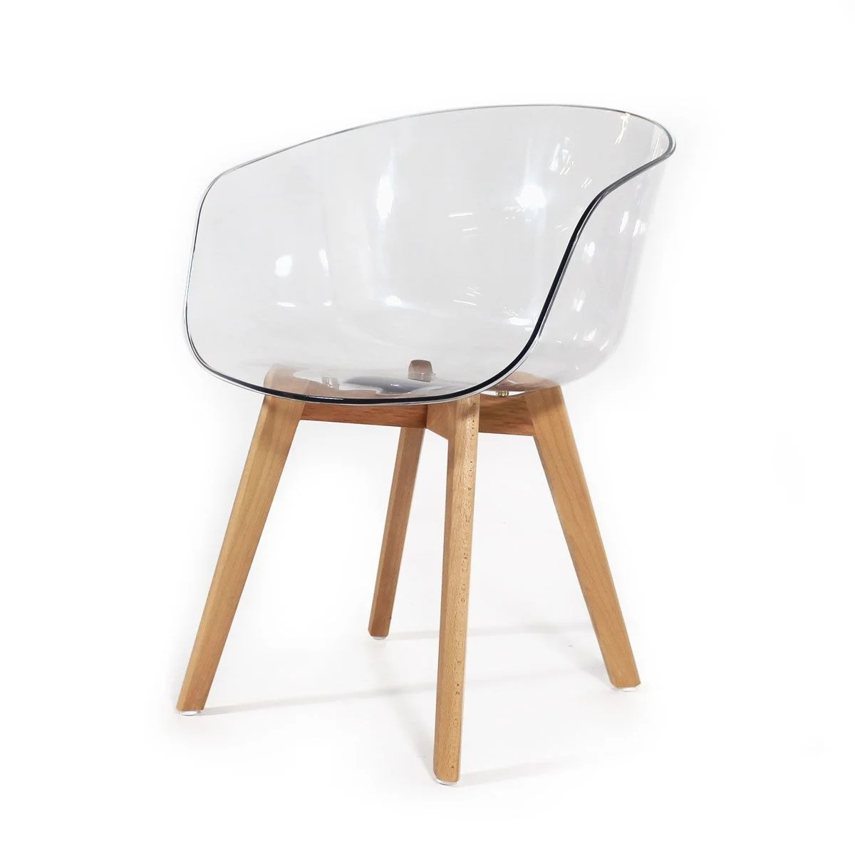 Affordable Made In Meubles Fauteuil Design En Plexi